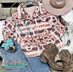 The Ember Aztec Jacket – Ruby Rue Jewelry & Accessories Aztec Jacket, Aztec Cardigan, Floral Romper Long Sleeve, Velvet Tees, Sequin Blazer, Movie Tees, Pink Tone, Corduroy Jacket
