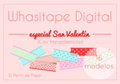 Whasi Tape Digital -Especial San Valentín 2015- ¡Descarga gratuita! ^^