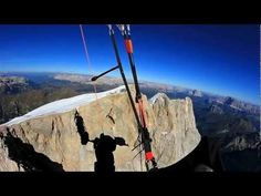Dolomites 2011 FULLHD dreams Paragliding in Italy. Beauty of nature
