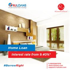 Still confused about your home loan? Get expert's consultation on all your #LoanKaDard from #Ruloans. For more details visit - http://buff.ly/2aOnsvz