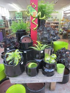 304 best Garden Center Merchandising Display ideas images on ...
