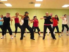 ZUMBA Fitness Workout Alternative - California Gurls Katy Perry  Easy to learn steps