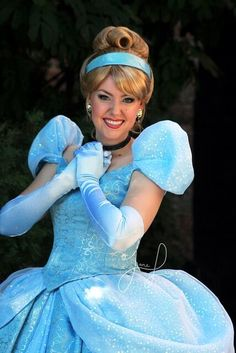 Cinderella (Graceful at Disney World) #Cinderella