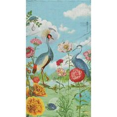 Panneau Kiss The Frog Pip Studio Kiss the Frog 341099 Pip Studio Pip Studio, Studio Bed, Frog Wallpaper, How To Hang Wallpaper, Designers Guild, Kiss The Frog, Buy Wallpaper Online, Photo Mural, Room Paint
