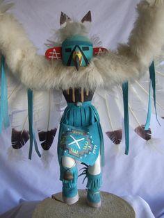 kachina dolls | Navajo Eagle Kachina Doll