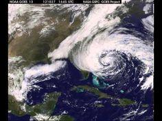 Sandy Superstorm oct 2012