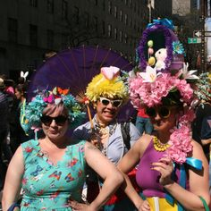 #Coachella2017 #NewYorkCity #Manhattan #FifthAvenue #EasterParade #EasterBonnetParade #Easter #BriceDailyPhoto