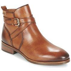 Naisten bootsit merkiltä Pikolinos. ruskeat kengät nahkaa Naiset 133,00 €