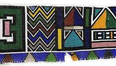 Ndebele beading, south africa