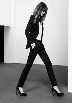 Saint Laurent Pre-Fall 2013                                                                                                                                                                                 More