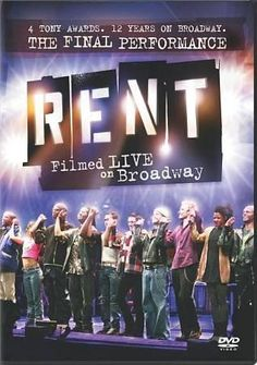 Sony Home Pictures Rent: Filmed Live on Broadway