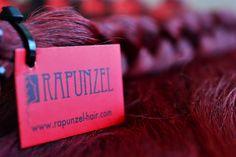 Rapunzel's red...