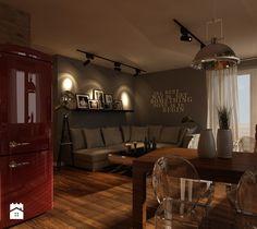 Projekt mieszkania w Krakowie - zdjęcie od Ciochoń - Studio