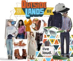 What to Wear to Oustide Lands