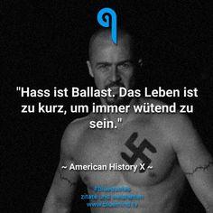 American History X - Wer den nicht kennt sollte das schleunigst ändern