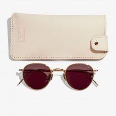 89a5b182b71 Eyevan 7285 Rose Gold Flat Lens Sunglasses