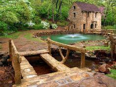 Old Mill, North Little Rock, Arkansas
