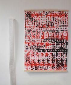 Sylvain Dufayard, « Surpopulation » Installation Plan M, 2015 @ Galerie JED VORAS.