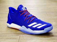 adidas D Rose 7 Low BW0942 Derrick Black Red White Bulls Timberwolves Basketball   eBay