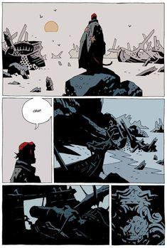 Artist August: Mike Mignola [Art Feature] – Multiversity Comics