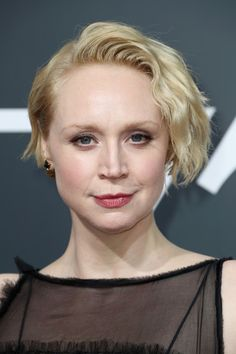 Gwendoline Christie Photos - Gwendoline Christie attends The 75th Annual Golden Globe Awards at The Beverly Hilton Hotel on January 7, 2018 in Beverly Hills, California. - 75th Annual Golden Globe Awards - Arrivals