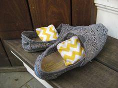 Diy super simple shoe sachets!!!!!