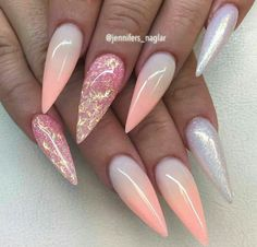 Nail Inspiration 💅  Cute nails will always finish your look!!!  Visit us on our website www.foreignstrandz.com ❤️ 100% Virgin Human Hair 😘