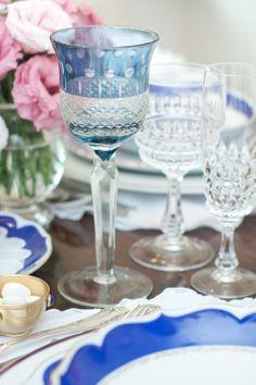 Decor classico e sofisticado para mesa | Theodora Home { Blog }