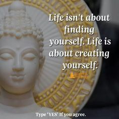 Life is about creating yourself #philosophyquotes http://quotags.net/ppost/471892867197099168/