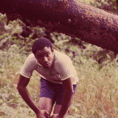 Donald Glover = Childish Gambino