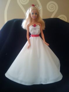 Making Barbie Doll clothes