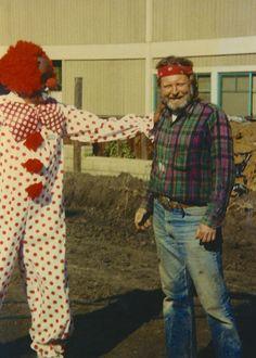 Oleg Dubney Halloween Dublin California early 90's