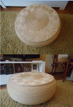 Table-center-tire