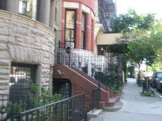 Stroll Upper West Side with Sadie...