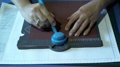 Anleitung Umschlag mit Tiefe (Envelope Punch Board)