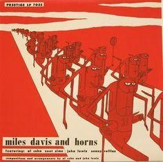 Miles Davis - Miles Davis And Horns - LP