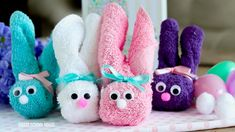 How to Make a Wash Cloth Bunny (or a Boo Boo Bunny Ice Pack)