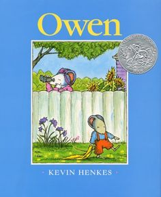 Owen--such a great name!!...and a great book for Text-to-Self Connections :)