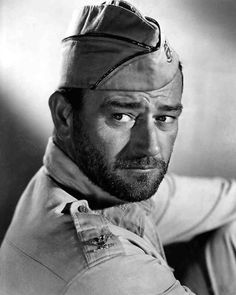 THEY WERE EXPENDABLE (1946) - John Wayne