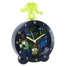Ben 10 Childrens Light Up Alarm Clock
