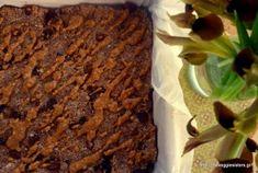 Μπάρες πρωτείνης με ταχίνι κ φουντούκια Protein Bars, Tahini, Banana Bread, Sweets, Cookies, Desserts, Food, Quest Protein Bars, Crack Crackers