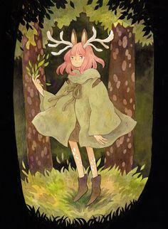 Heikala - Deer Witch