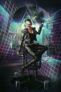 Cyberpunk artworks gallery - Page 55
