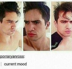 am i the only one that thinks he is exceedingly attractive when he pouts?<<< uhh yes!>>>everyone thinks he is