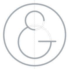 Ampersand Design Logo Logo Design, Symbols, Letters, Logos, Icons, Logo, A Logo, Lettering, Fonts