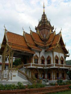 Chiang Mai. Thailand