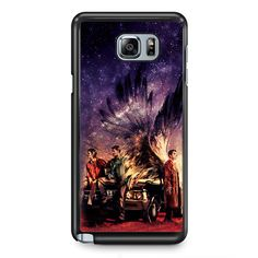 Supernatural Art PaintingPhonecase Cover Case For Samsung Galaxy Note 2 Samsung Galaxy Note 3 Samsung Galaxy Note 4 Samsung Galaxy Note 5 Samsung Galaxy Note Edge