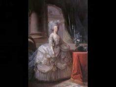 Tributo a Maria Antonietta, Regina di Francia