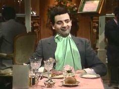 MR Bean Non verbal communication: De specialist op dit gebied. Zijn gezicht spreekt boekdelen.