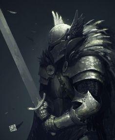 Knights on Behance